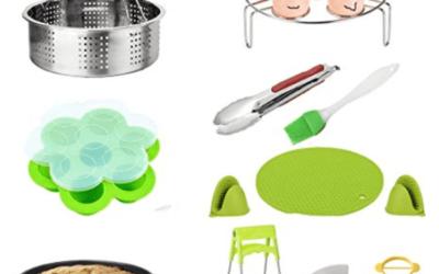 Alles in einem – das smarte Kochset für den Instant Pot